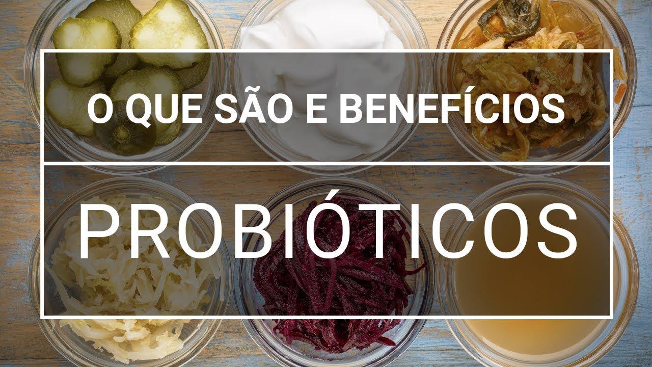 Tudo o que você precisa saber sobre os Probióticos
