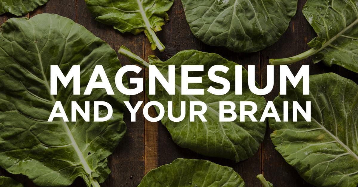 Treonato de magnésio fortalece o cérebro