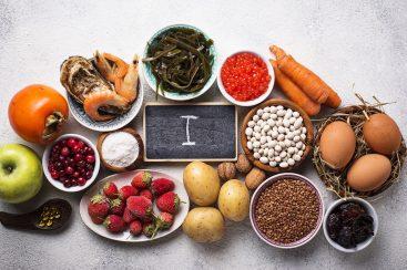 Os benefícios do iodo para a saúde