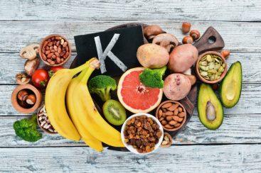 Os benefícios do potássio para a saúde