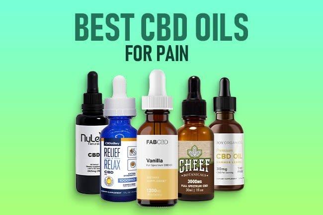 5 melhores óleos CBD para artrite